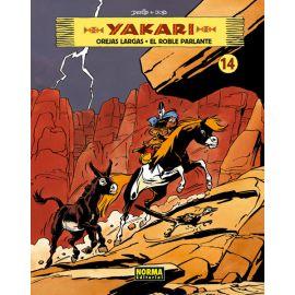 Yakari Volumen 14 Orejas Largas. El Roble Parlante