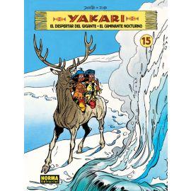 Yakari Volumen 15 El despertar del Gigante. El Caminante Nocturno