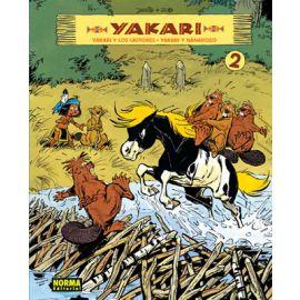 Yakari Volumen 2 Yakari y los Castores. Yakari y Nanabozo