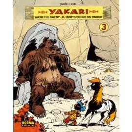 Yakari Volumen 3 Yakari y el Grizzly. El Secreto de Hijo del Trueno