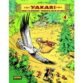 Yakari Volumen 4 Yakari y el Extranjero. Yakari en el País de los Lobos