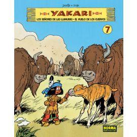 Yakari Volumen 7 Los Señores de las Llanuras. El Vuelo de los Cuervos