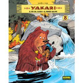 Yakari  Volumen 8 El rio del olvido. El primer galope