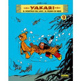 Yakari Volumen 9 El Monstruo del Lago. El Pajaro de Nieve