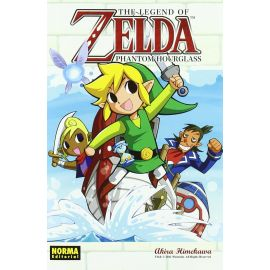 Legend of Zelda 10.Phantom Hourglass