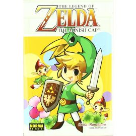 The Legend of Zelda 5. The Minish Cap