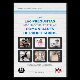 100 Preguntas más habituales en las comunidades de propietarios 2021