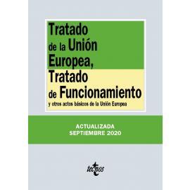 Tratado de la Unión Europea, Tratado de funcionamiento y otros actos básicos de la Unión Europea 2020