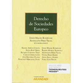 Derecho de sociedades europeo