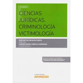 Ciencias Jurídicas. Criminología Victimología