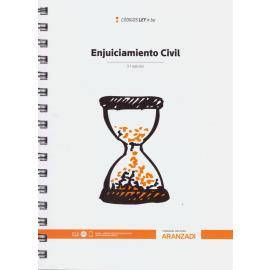 Enjuiciamiento civil 2020 (Leyitbe)