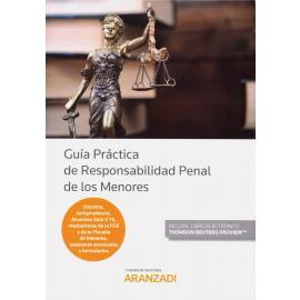 Guía Práctica de Responsabilidad Penal de los Menores
