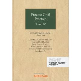 Proceso Civil Práctico, Tomo IV