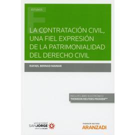 Contratación civil, una fiel expresión de la patrimonialidad del derecho civil