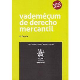 Vademécum de derecho mercantil