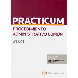 Practicum procedimiento administrativo común 2021