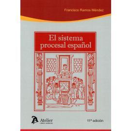 Sistema procesal español 2019