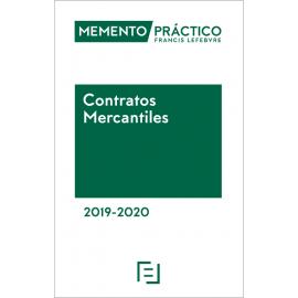 Memento Contratos Mercantiles 2019-2020