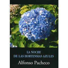 Noche de las hortensias azules