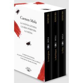 Trilogía La novia gitana. Pack con: La novia gitana, La red púrpura, La Nena