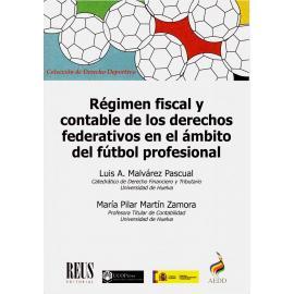 Régimen fiscal y contable de los derechos federativos en el ámbito del fútbol profesional