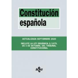 Constitución española 2020