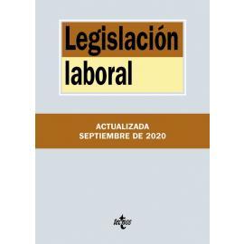 Legislación laboral 2020