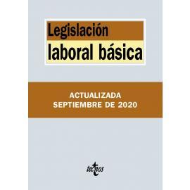 Legislación laboral básica 2020