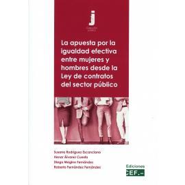 Apuesta por la Igualdad Efectiva entre Mujeres y Hombres desde la Ley de Contratos del Sector Públic