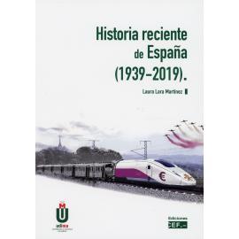Historia reciente de España (1939-2019)