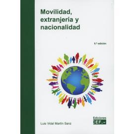 Movilidad, extranjería y nacionalidad 2020