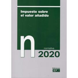 Impuesto sobre el valor añadido 2020. Normativa