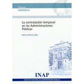 Contratación temporal en las Administraciones Públicas