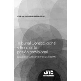 Tribunal Constitucional y Fines de la Prisión Provisional.                                           Evolución de la Prisión Provisional en España