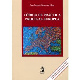 Código de Práctica Procesal Europea