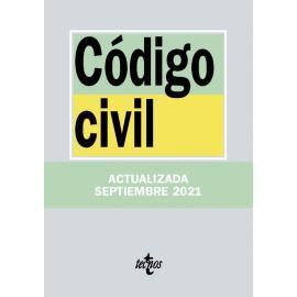 Código civil 2021. Tecnos