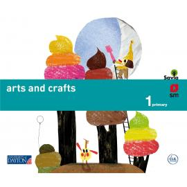 Arts and Crafts SAVIA ( Inglés )