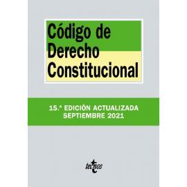 Código de Derecho Constitucional 2021