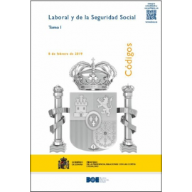 Código Laboral y de la Seguridad Social (3 Vols.) Totalmente Actualizado