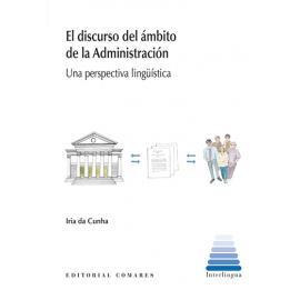 Discurso del ámbito de la administración. Una perspectiva linguïstica