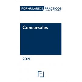 Formularios prácticos Concursales 2021