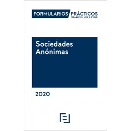 Formularios prácticos Sociedades Anónimas 2020