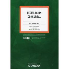Legislación Concursal 2021