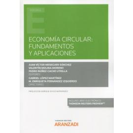 Economía circular: fundamentos y aplicaciones
