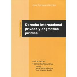 Derecho internacional privado y dogmática jurídica