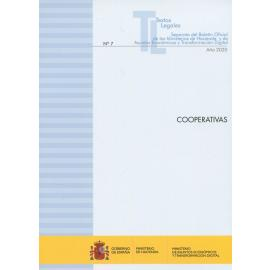 Cooperativas 2020. (Actualización octubre 2020)