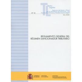 Reglamento General del Régimen Sancionador Tributario 2020