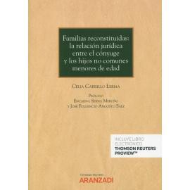 Familias reconstituidas: la relación jurídica entre el cónyuge del progenitor y los hijos no comunes menores de edad