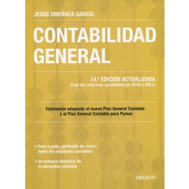 Contabilidad general. Edición actualizada (Con las reformas aprobadas en 2016 y 2021)