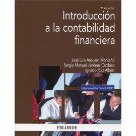 Introducción a la contabilidad financiera. Adaptado al Real Decreto 1/2021